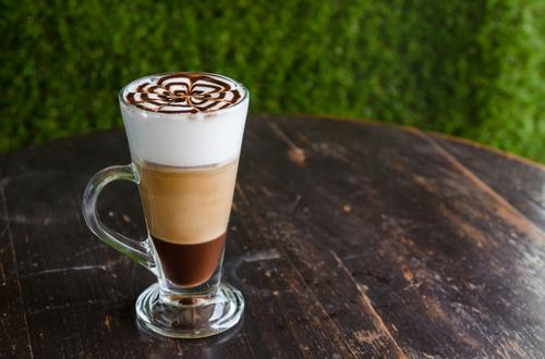 капучино рецепт в кофемашине медовый