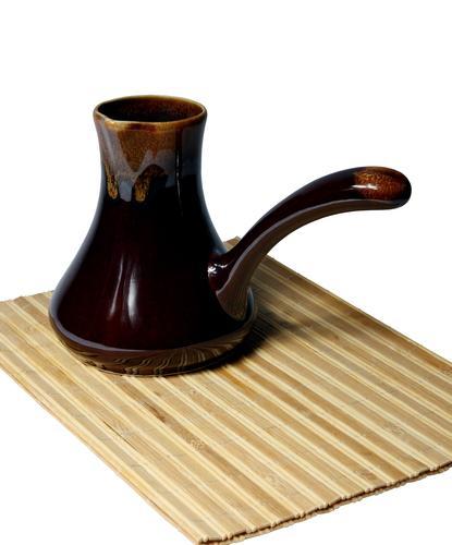 Керамическая джезва для кофе