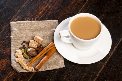 Чай масала с пряностями