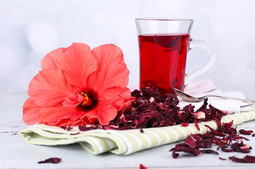 Готовый чай каркаде
