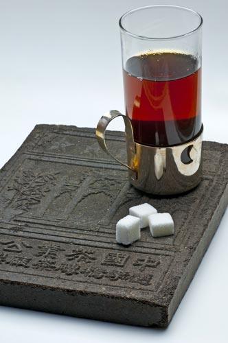 Кирпичный чай