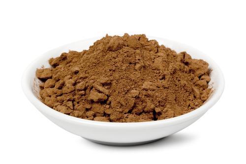 Какао-порошок в чашке