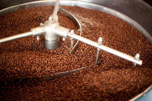 Обжарка кофе при помощи ростинга