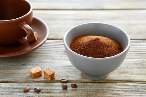 Растворимый кофе в кружке