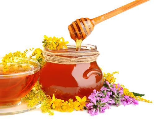 Кружка чая с медом