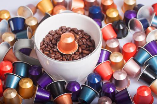 Капсульный кофе в ассортименте
