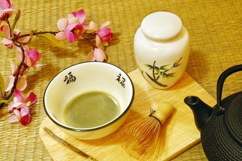 Японская чайная церемония