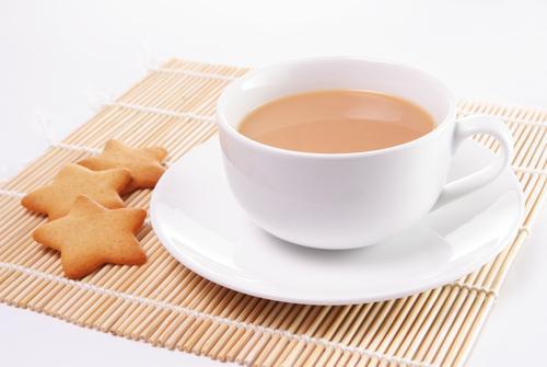Чашка чая для английской чайной церемонии