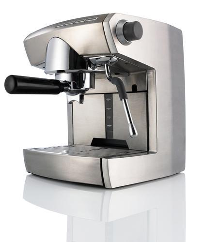 Кофеварка рожкового типа с капучинатором