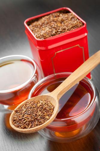 Рассыпная заварка чая ройбуш