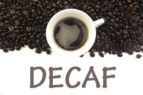 Обозначение декофеинизированного кофе