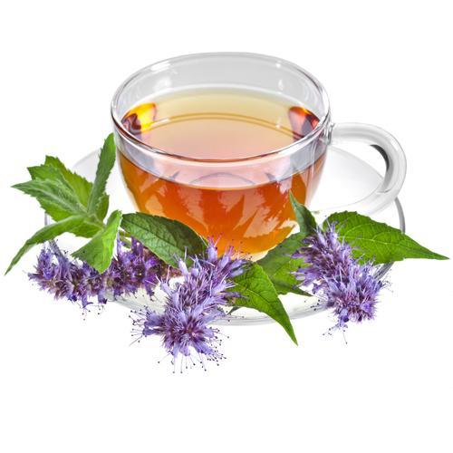 Травяной чай из душицы