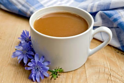Чашка кофе с цикорием