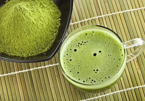 Порошок зеленого чая