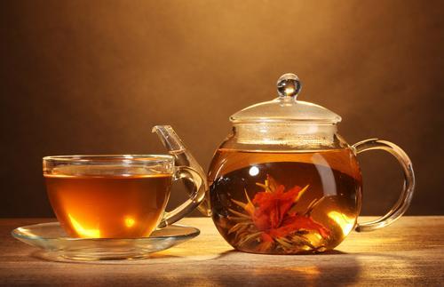 Заваривание связанного чая