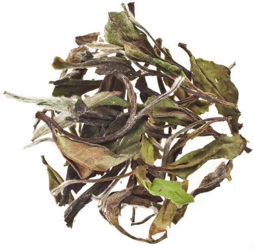 Листочки чая Белый пион