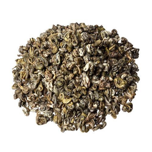 Скрученные листочки чая Билочунь