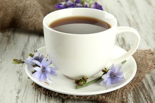 Чашка чая из цикория