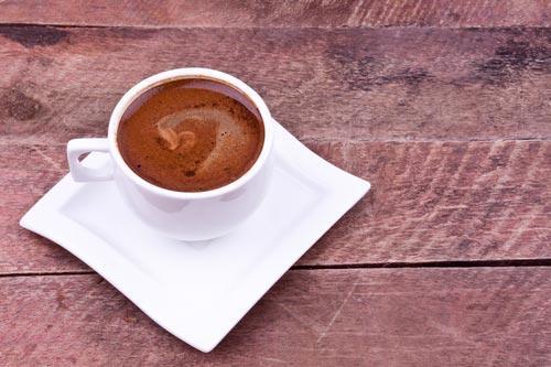 Свежезаваренный кофе по-армянски