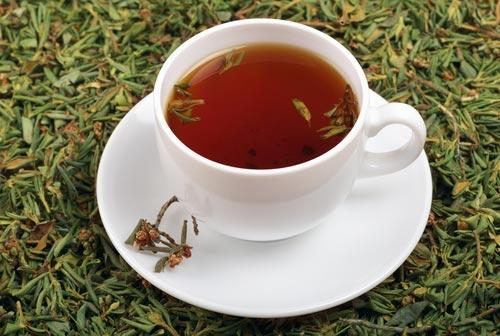 Чашка чая саган-дайля