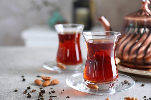 Чай по-турецки в армудах