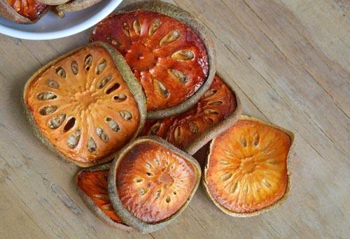 Сушеные плоды дерева Матум