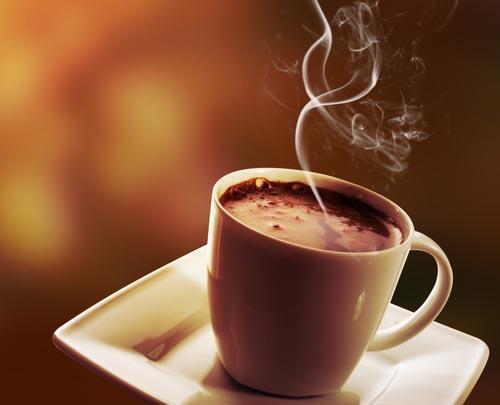 Крепкозаваренный кофе с пенкой