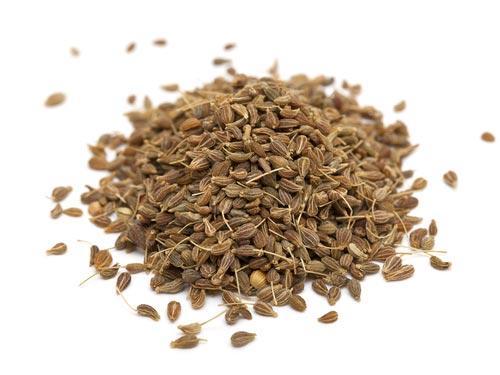 Россыпь семян аниса
