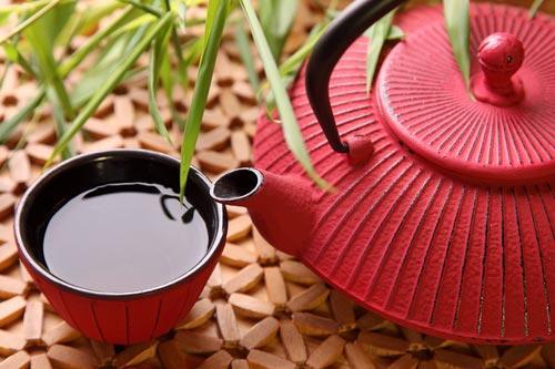 Японский заварной чайник
