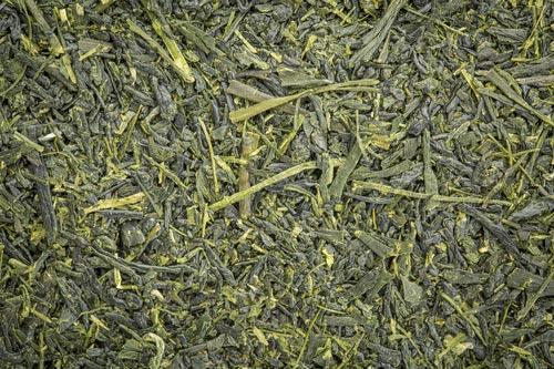 Представитель зеленого байхового чая - кабусеча