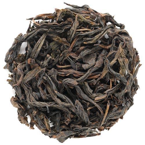 Чаинки черного рассыпного чая