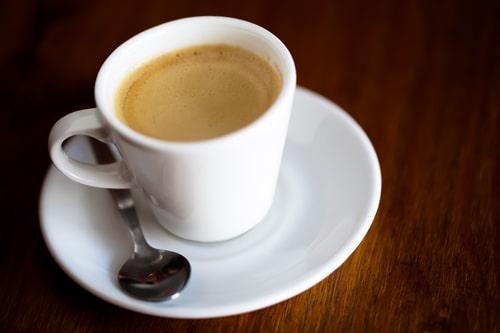 Чашечка кофе бреве