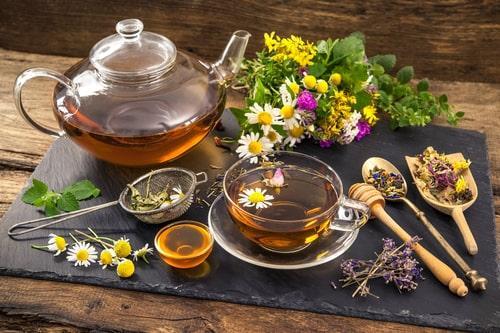 Чай из трав для иммунитета